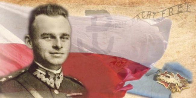"Series of meetings ""Cursed Soldiers-Witold Pilecki"""