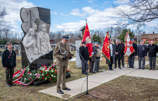 "On the first day of March, for several years, in Poland, the National Remembrance Day of the ""Cursed Soldiers"" is celebrated. The memory of soldiers of the anti-communist and pro-independence underground of the Polish State is preserved not only in our homeland but also abroad, in the United States, especially among the Polish diaspora..."