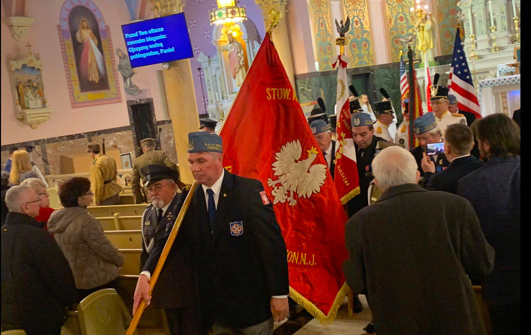Dnia 3 marca 2019 w Trenton, New Jersey odbyły się centralne obchody Narodowego Dnia Pamięci Żołnierzy Wyklętych na wschodnim wybrzeżu. Juz po raz piaty Komitet Smoleńsko-Katynski z Amerykańskiej Częstochowy...