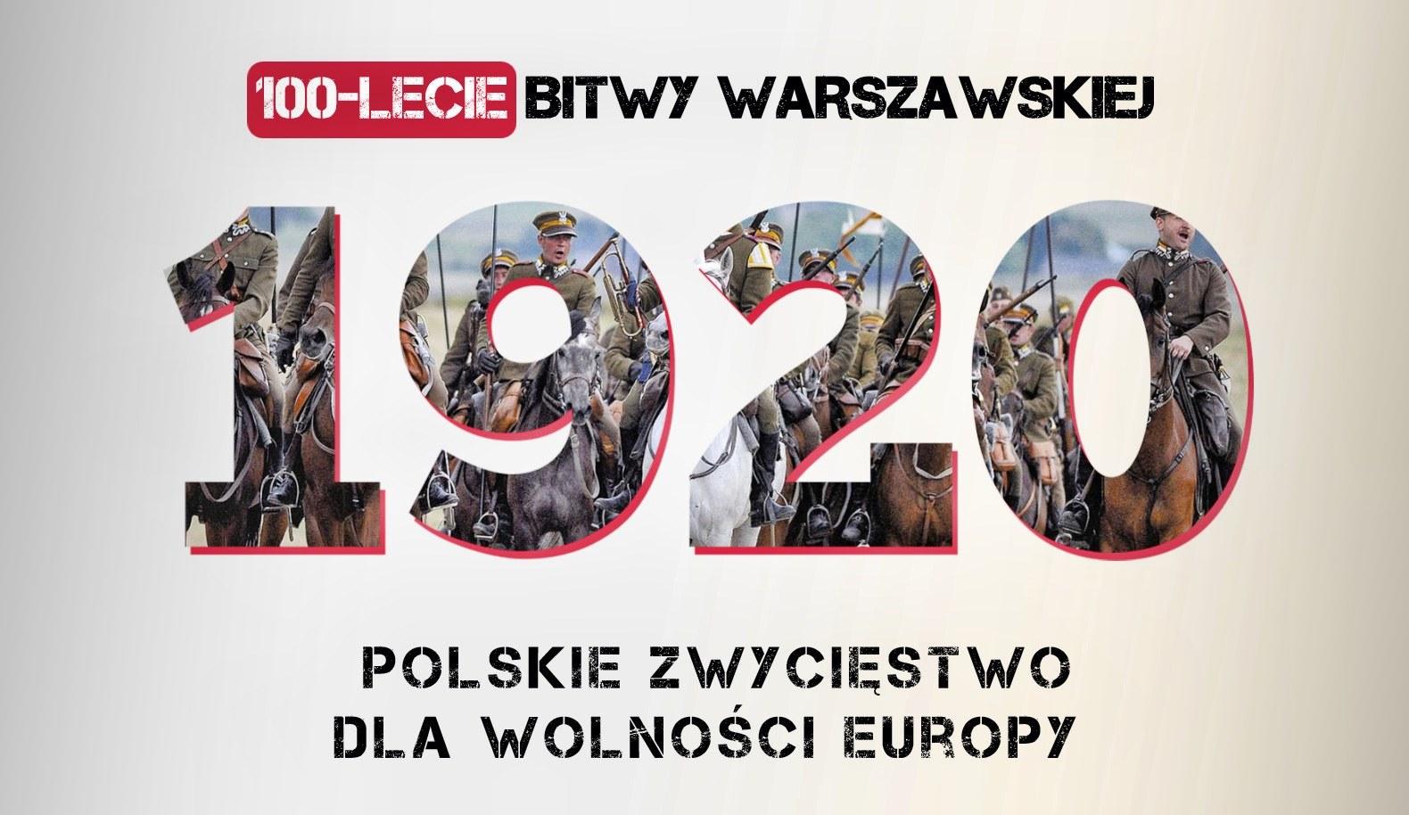 Obchody 100 lecia Bitwy Warszawskiej w Amerykańskiej Częstochowie, Pennsylvania.