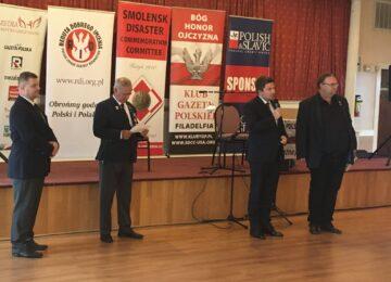 102 Rocznica Odzyskania Niepodległości Polski w siedzibie Pl 12 SWAP w Filadelfii