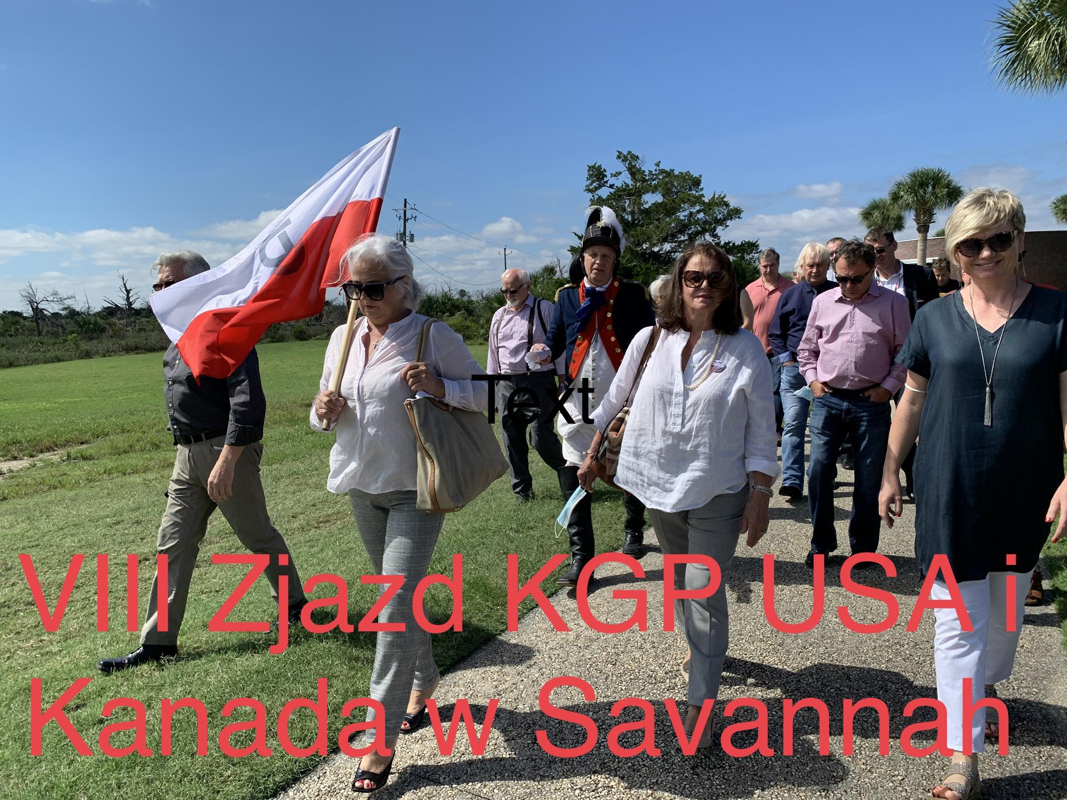 """""""Wolność nie ma narodowości"""" pod takim hasłem członkowie Klubów """"Gazety Polskiej"""" z Północnej Ameryki spotkali się po raz ósmy na corocznym zjeździe. Savannah w amerykańskim stanie Georgia w dniach 8-9 października 2021 roku była siedzibą VIII Zjazdu Klubów """"Gazety Polskiej"""" z USA i Kanady."""